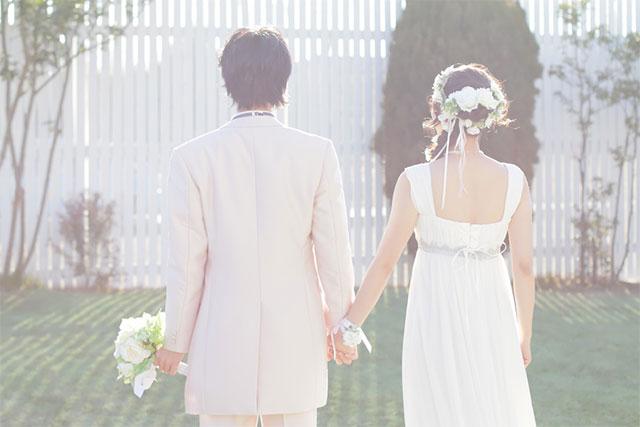 結婚式の永遠の誓い