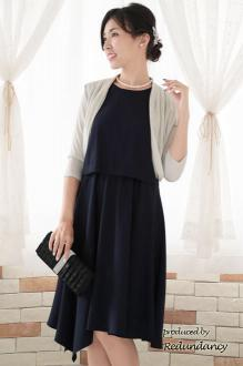 ★40代ドレス