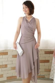 ★50代ドレス