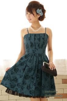 ★20代ドレス