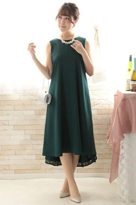 30代に人気のドレス