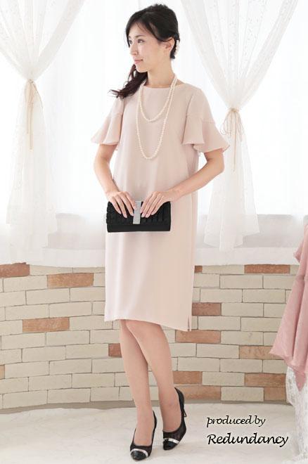 50代人気のドレス