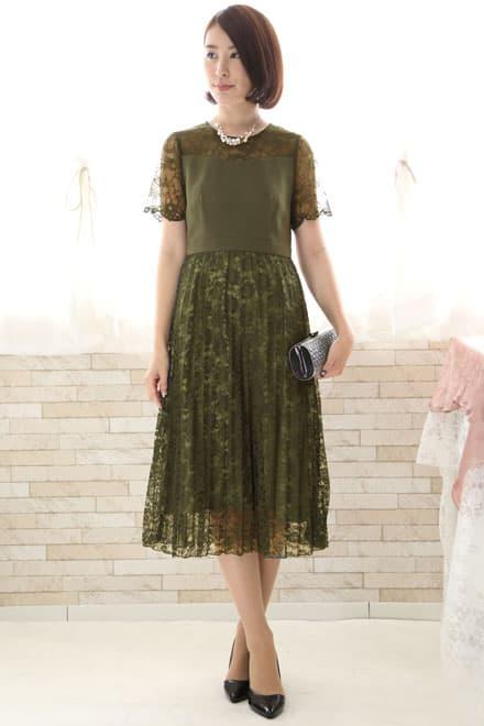 2e4fb85342fa0 レンタルドレスのワンピの魔法 結婚式お呼ばれドレスのコーディネート ...